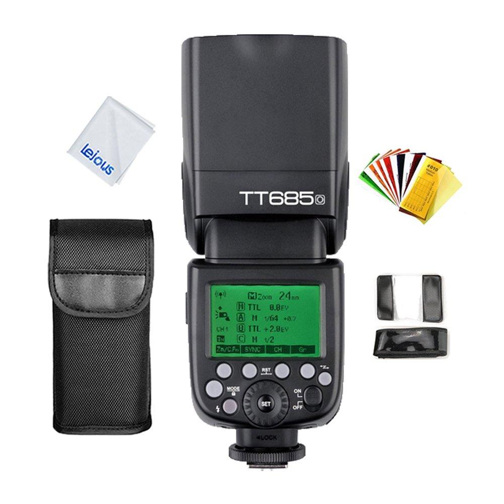 Godox TT685O TTL 2.4G HSS 1 / 8000S GN60カメラフラッシュスピードライトオリンパスパナソニックカメラ用   B07MCB179Q
