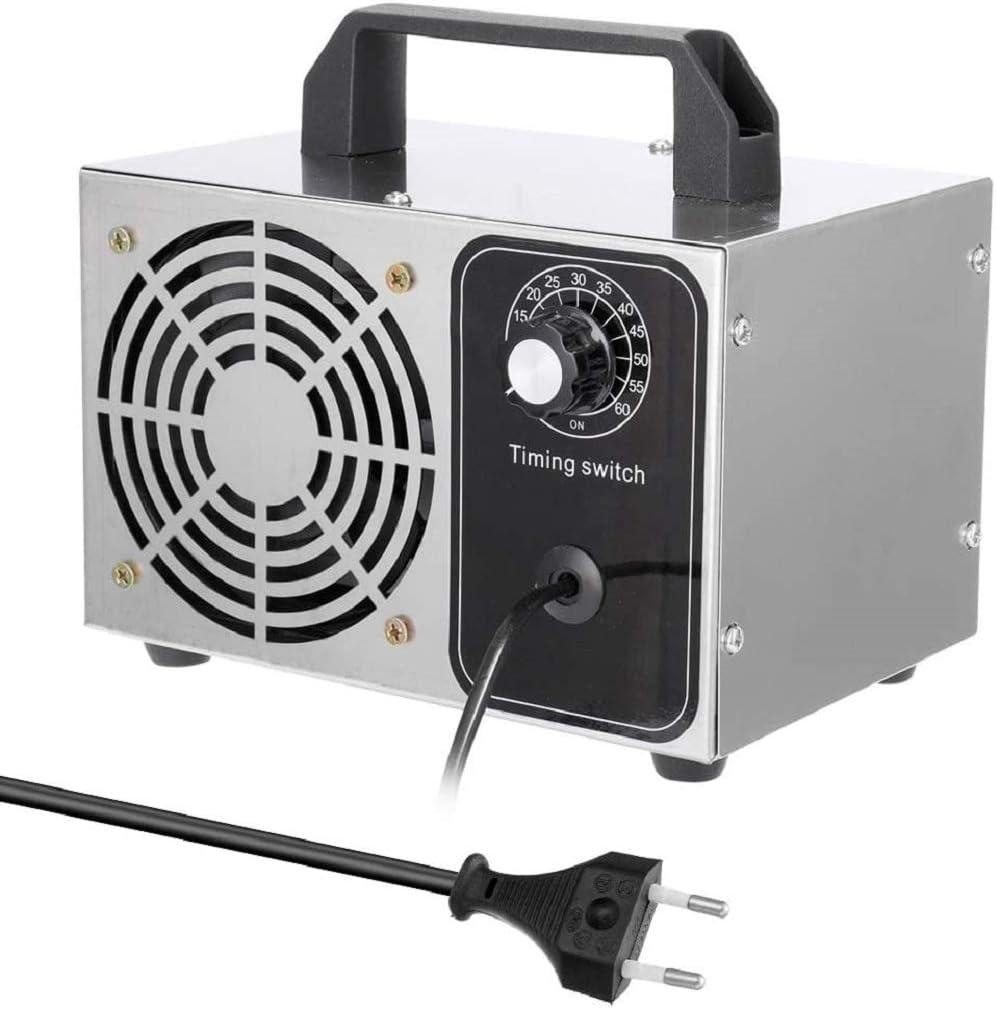 Steeler Inicio Generador de ozono Purificador de Aire portátil O3 ...