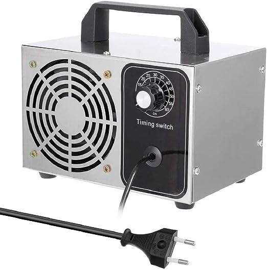 BlinkCM Generador de ozono portátil de 28 g/h Generador de ozono ...