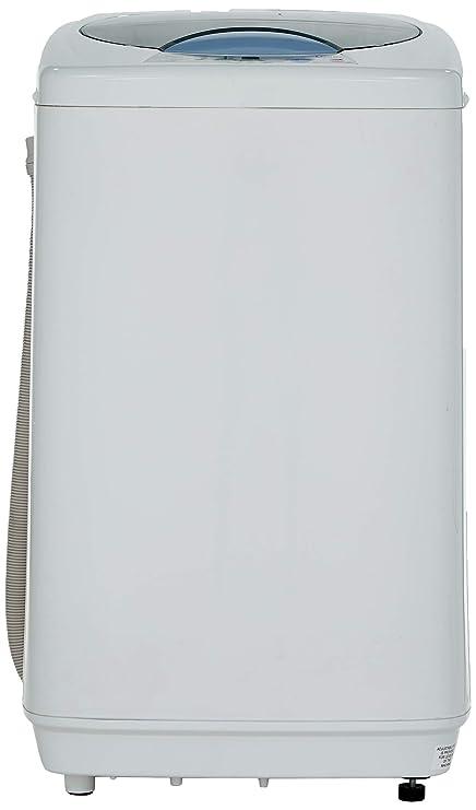 Haier 6 Kg Fully Automatic Top Loading Washing Machine  HWM60 10, Grey  Washing Machines   Dryers