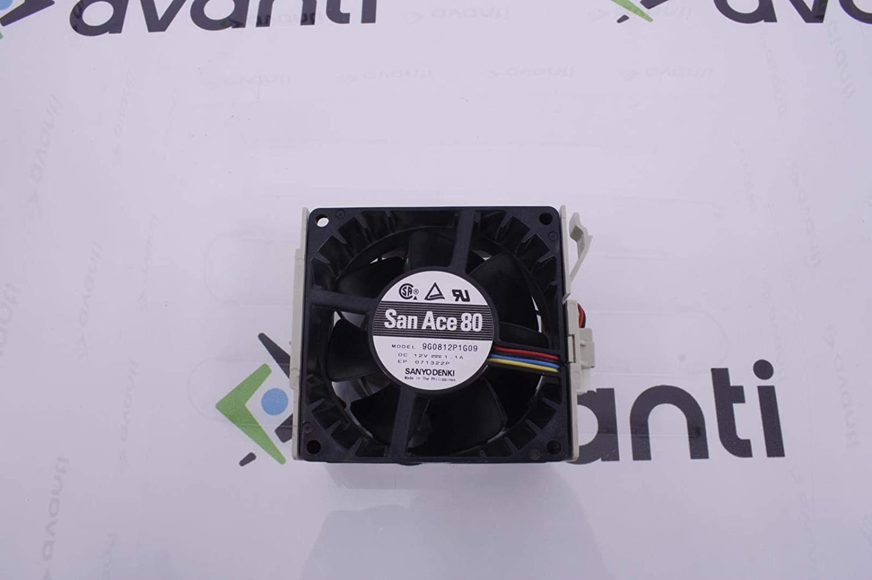 Supermicro Fan FAN-0094L4 80X38MM 4-PIN PWM With Housing For SC825 Retail