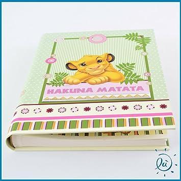 Album Fotos Kinder Disney Lion King Simba Hakuna Matata Pink Fur