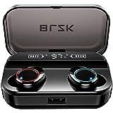 Wireless Earbuds, BLZK Latest Bluetooth 5.0 True Wireless Bluetooth Earbuds, with bass 3D Stereo Sound Wireless Headphones, B