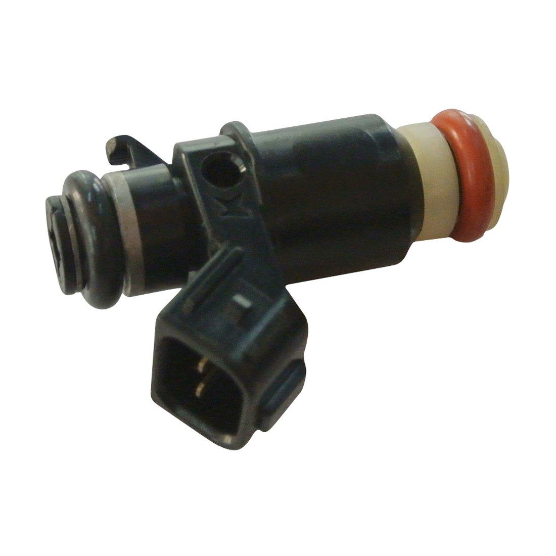 Generic inyector de combustible Pour 2003-2004 Suzuki GSXR1000 BURGMAN 400 1571010G00 15710-10G00 JRL