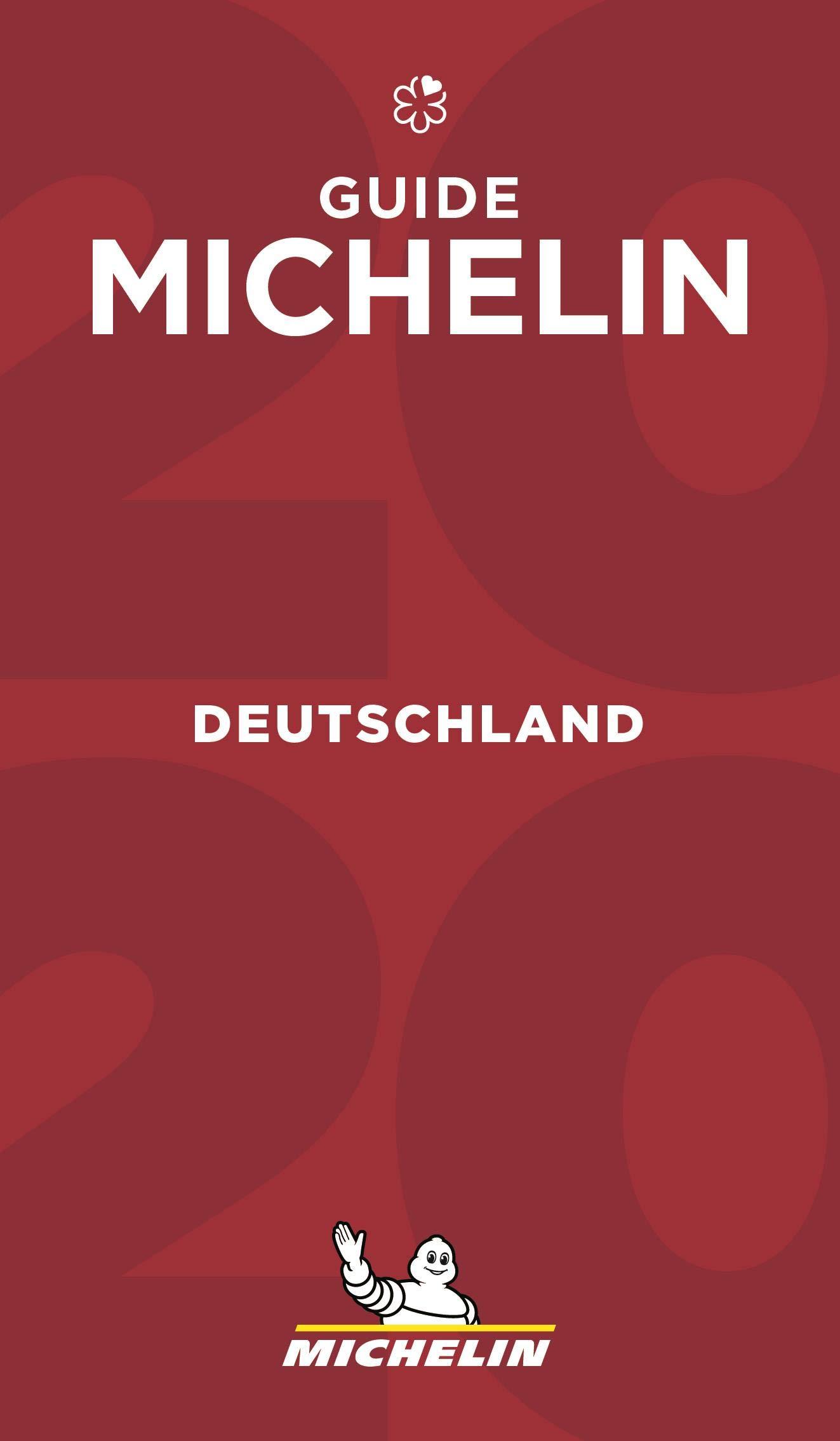 Risultato immagini per Guida Michelin Deutschland 2020