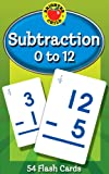 Subtraction 0 to 12 Flash Cards (Brighter Child Flash Cards)