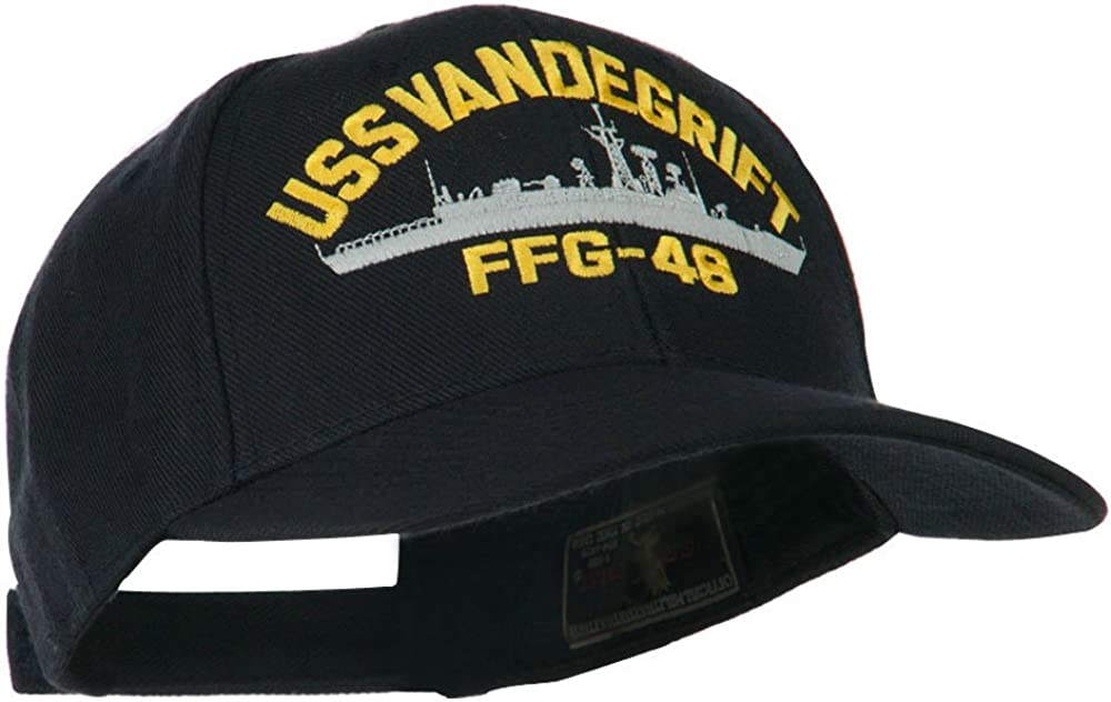 FFG48 USS Navy Oliver Hazard Perry Class Frigate Military Cap