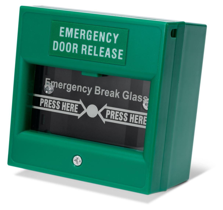 Amalocks Cp21 N Break Glass Unit Emergency Exit Door Lock Release