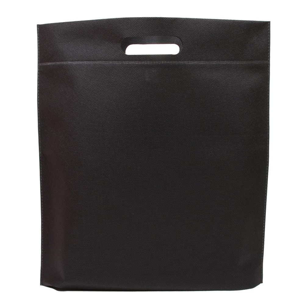 Die Cut Handle Tradeshow Tote - 150 Quantity - $1.60 Each - PROMOTIONAL PRODUCT / BULK / BRANDED with YOUR LOGO / CUSTOMIZED by Sunrise Identity (Image #3)