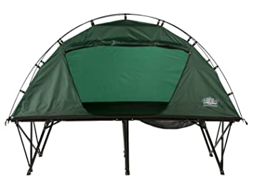 Elevated Off-Ground Tent Sleeping Shelter- Perfect For Year Around C&ing- Hunters Fisherman  sc 1 st  Amazon.com & Amazon.com : Elevated Off-Ground Tent Sleeping Shelter- Perfect ...