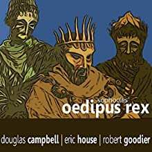 Oedipus Rex Audiobook  Narrated by Douglas Campbell