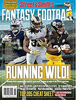 b855d67823d5 The Fantasy Football Guide 2018 Professional Edition  Various ...