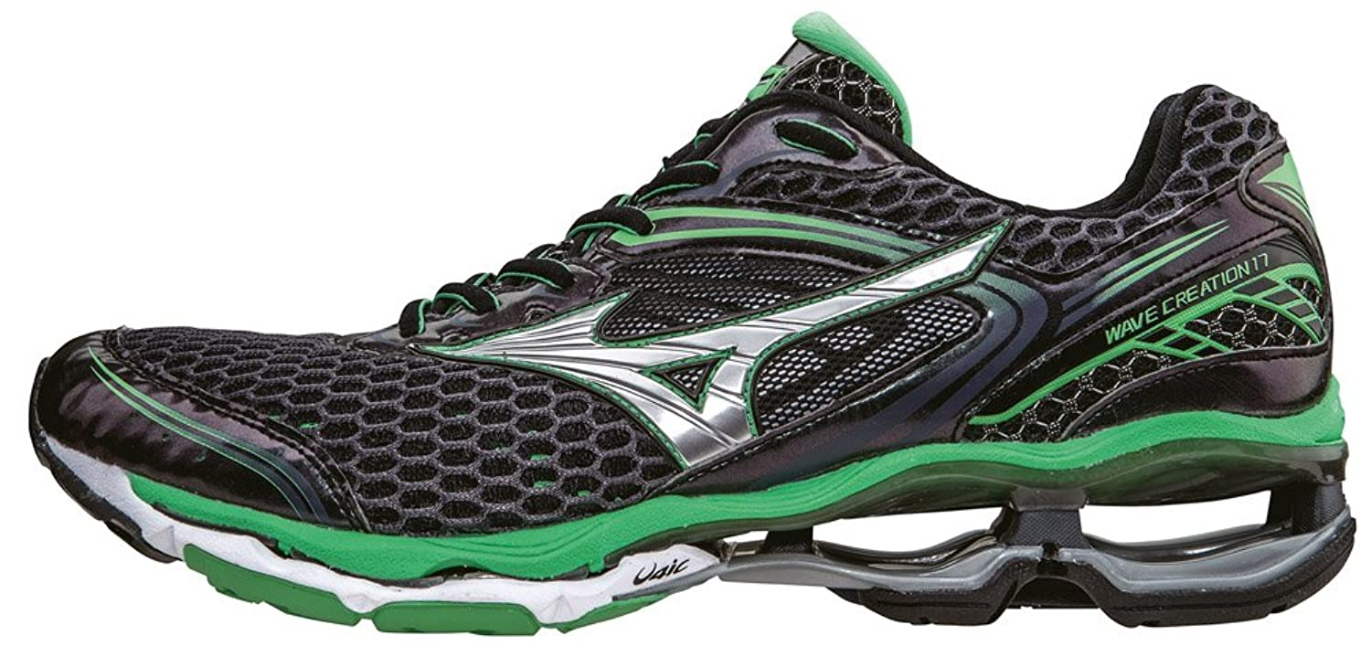 Mizuno Wave Creation 18 Running Shoes in Diva PinkBlack