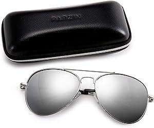 Sweepstakes: Classic Men Aviator Sunglasses PARZIN Women...