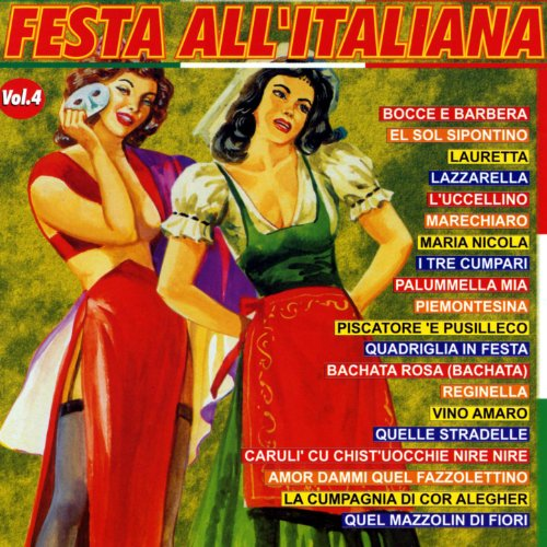Festa all'italiana Vol. 4