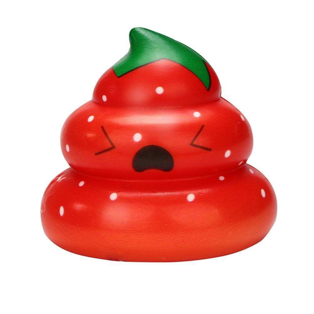 Sansee Squishy Spielzeug Slow Rising Squeeze Toys/Beliebte Spielzeuge der Schule/Geschenk Spielzeug/Kinder Spielzeug/Dekompressionsspielzeug für Erwachsene
