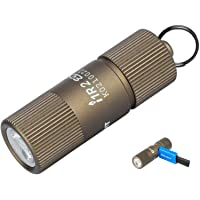 Olight I1R 2 EOS Linternas llavero LED 150 Lúmen, linterna Pequeño EDC, Lámpara Portátil Linterna USB Recargable…