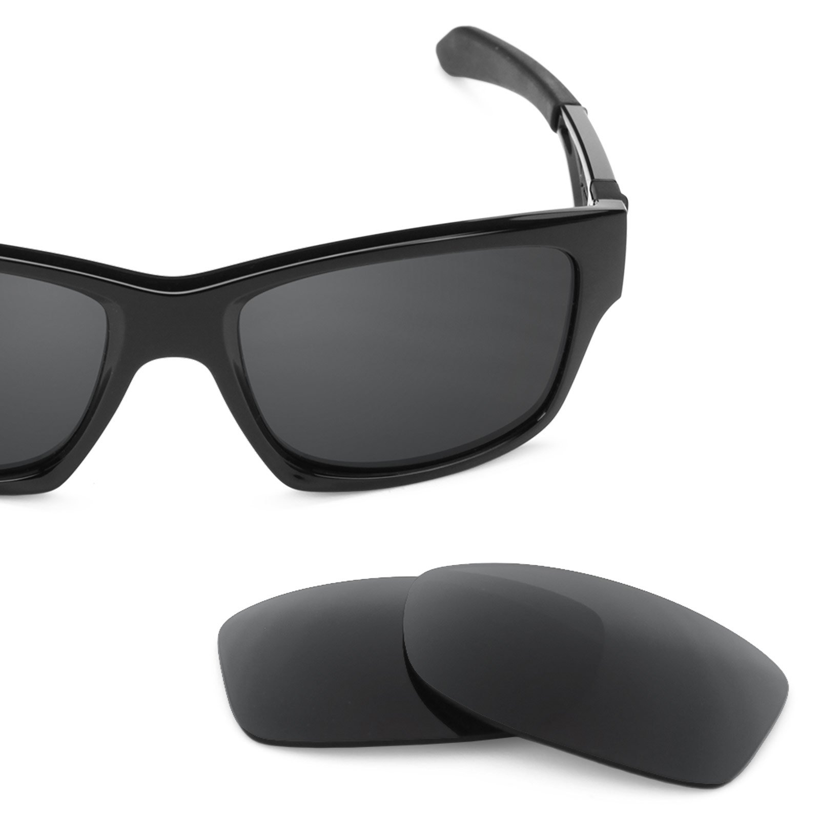 Revant Polarized Replacement Lenses for Oakley Jupiter Squared Stealth Black