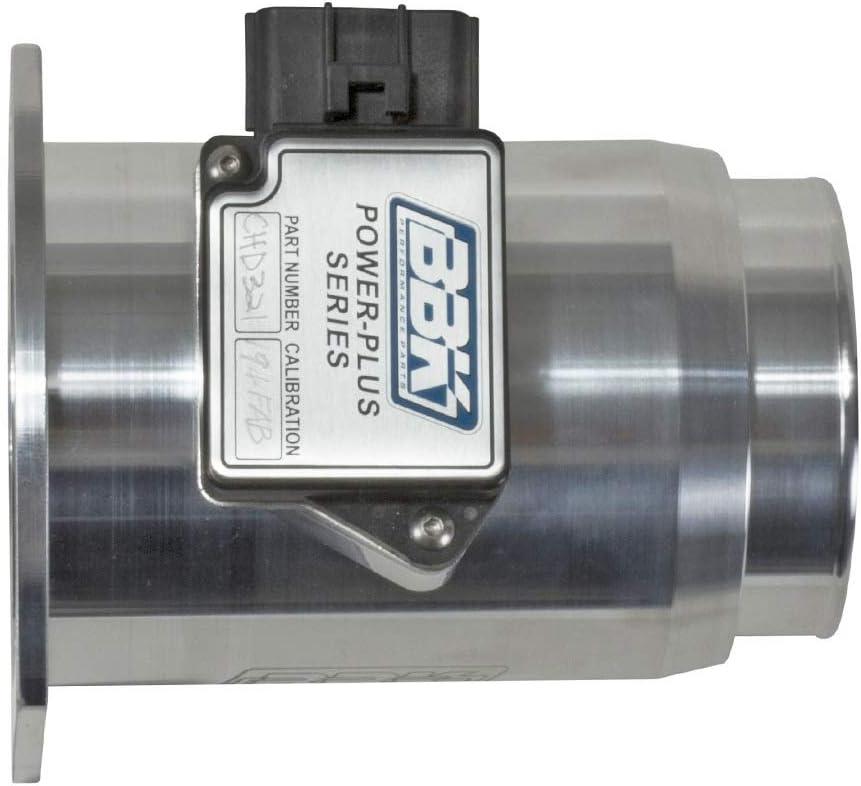Cold Air Kit Calibration for Ford Mustang 5.0L BBK 8005 76mm Mass Air Flow Meter MAF Sensor Calibrated For 30 lb Injectors