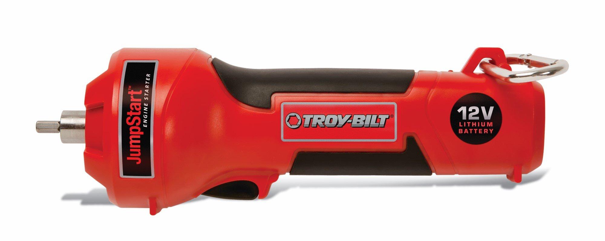Troy-Bilt Cordless Trimmer JumpStart Engine Starter by Troy-Bilt