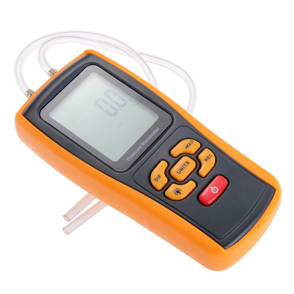 Manómetro diferencial 11 Unidad 10 kPa medición