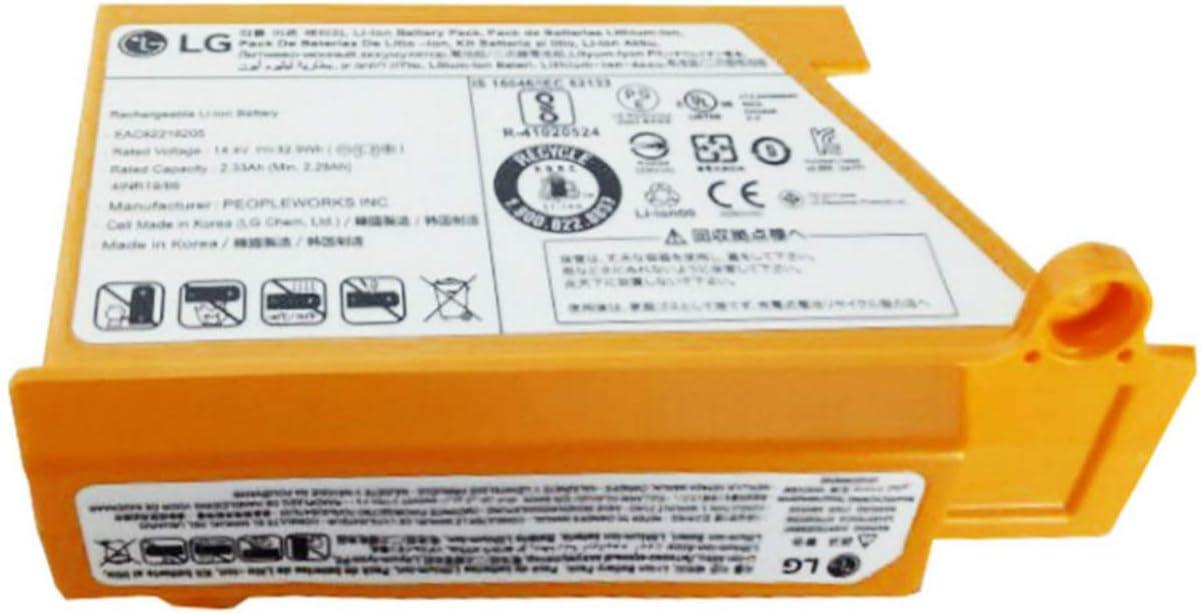 Bateria de aspirador Original LG VR7621SPG VR8600OB VR8600RB ...