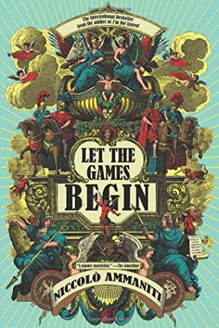 book cover of Let the Games Begin