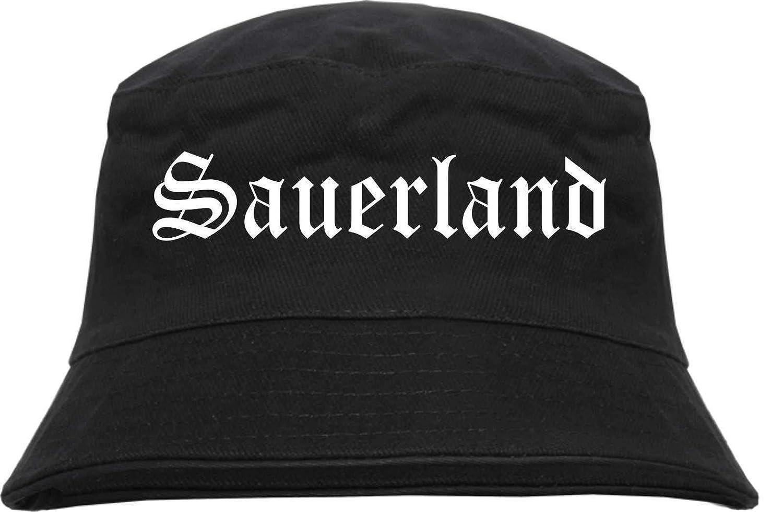 Bucket Hat HB/_Druck Sauerland Fischerhut