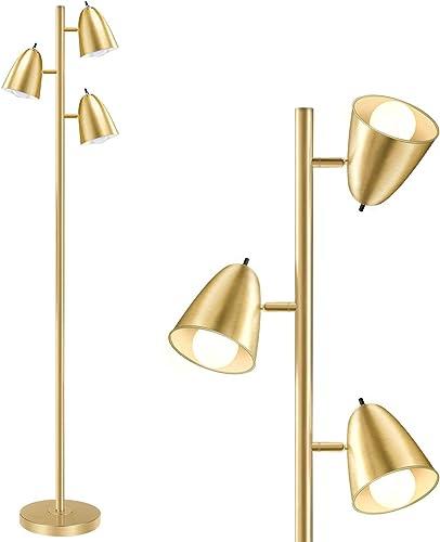 QiMH Industrial Floor Lamps