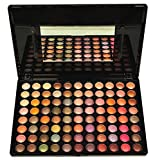 Ucanbe Matte 88 Eyeshadow Palette Professional Warm Color Eye Shadow Makeup Pallet Set