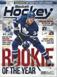 NEWEST GUIDE: Beckett Hockey Card Monthly Price Guide (August 4, 2017 release / A. Matthews cover)