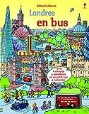 Londres en bus - Avec jouet à remonter