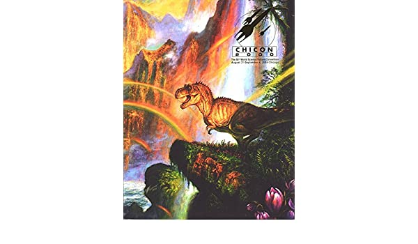 Chicon 2000 Souvenir Program, The 58th Annual World Science