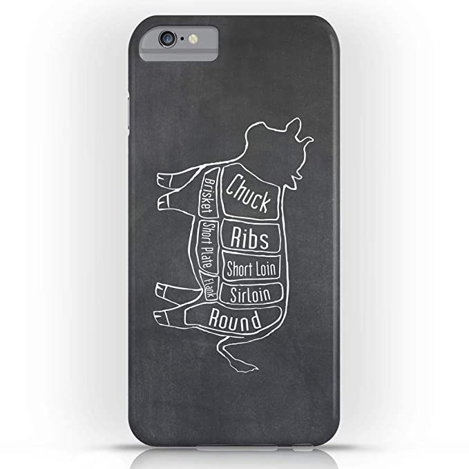 Amazon Society6 Iphone 6 Plus Cases Featuring Beef Butcher