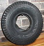 Martin Wheel 5.30/4.50-6 Kenda Sawtooth 4 Ply Tube Type Tire Go Kart Lawn and Garden Cart