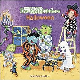 Amazon.com: The Night Before Halloween (9780448419657): Natasha ...
