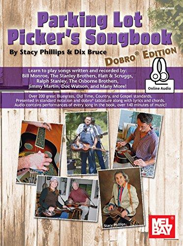 Parking Lot Picker's Songbook - Dobro ()