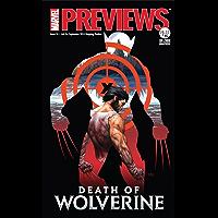 September 2014 Marvel Previews (English Edition)