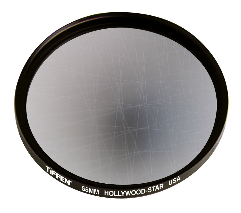 Tiffen 55HOSTR 55mm Hollywood Star Filter by Tiffen