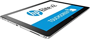 HP 1PH94UT Elite x2 1012 G2 - Tablet - Core i5 7300U / 2.6 GHz - Win 10 Pro 64-bit - 8 GB RAM - 256 GB SSD TCG Opal Encryption 2 (Renewed)