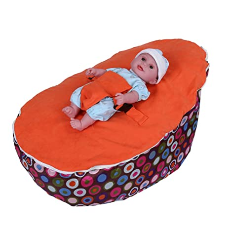 Phenomenal Amazon Com Baby Bean Bag Support Chair Cozy Adaptable Gmtry Best Dining Table And Chair Ideas Images Gmtryco