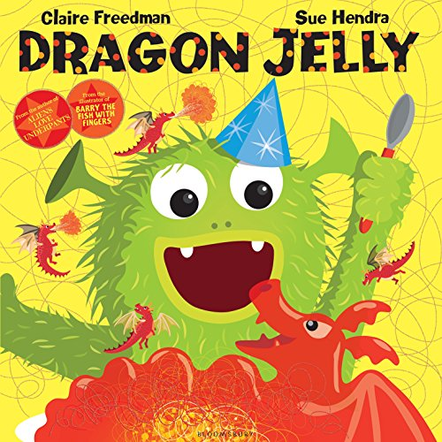Dragon Jelly (Funny Halloween Party Rhymes)