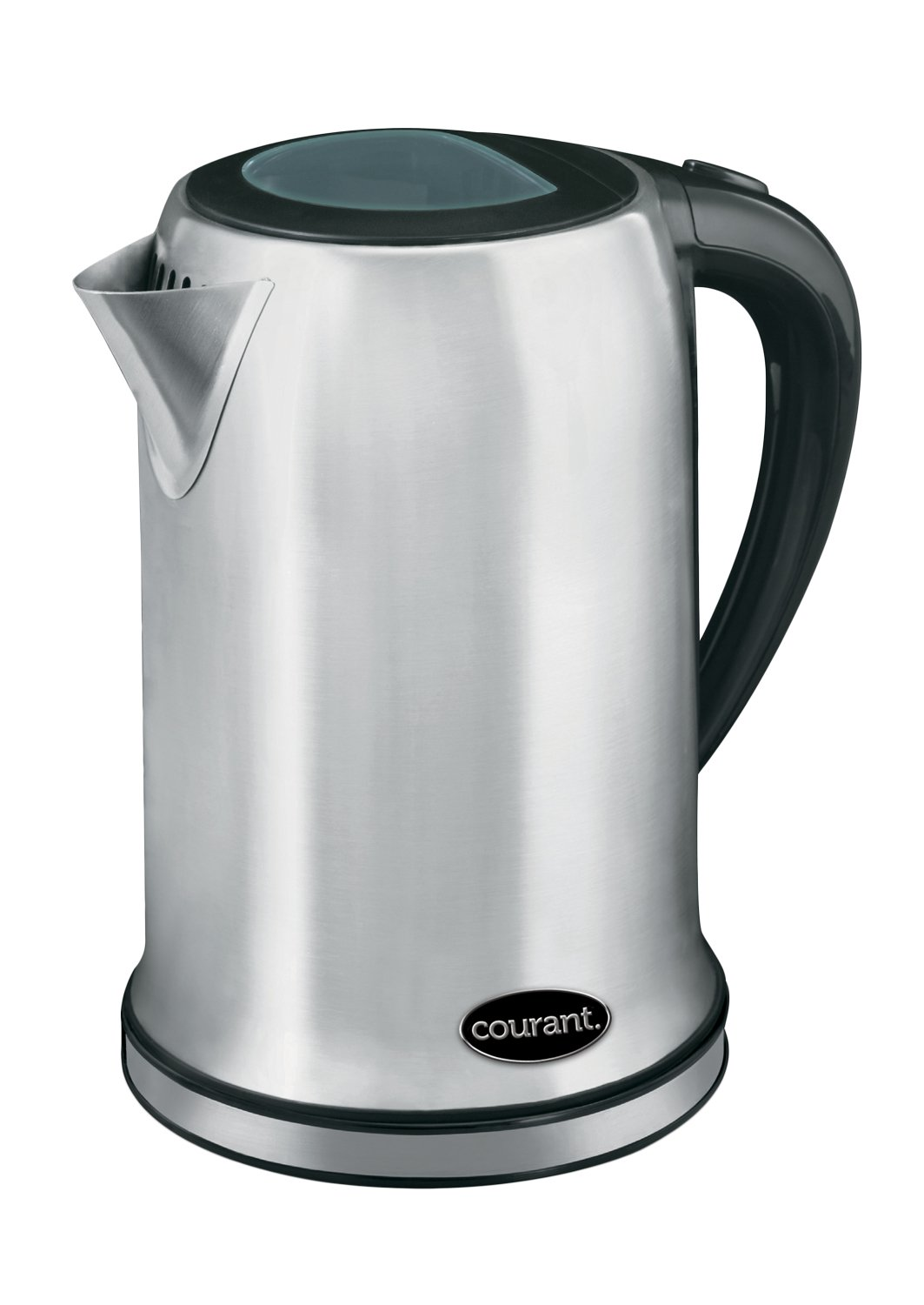 Courant 1.7 Liter Cordless Electric Kettle, Stainless Steel Electric Tea Kettle KEC176ST