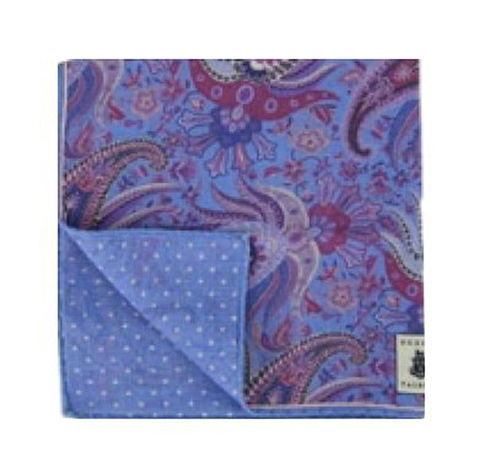 Robert Talbott Estate Pocket Square 15