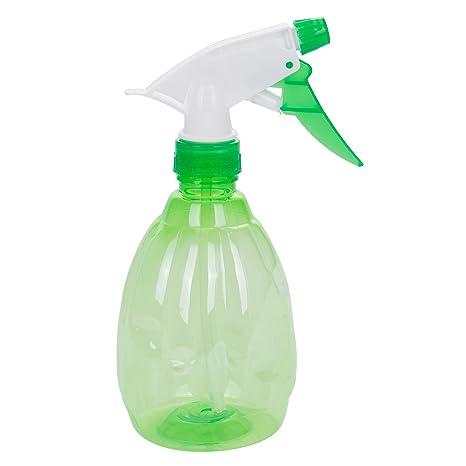 TOOGOO 500ML Botella rociador de plastico vacia Rociador de jardin de limpieza de riego (verde
