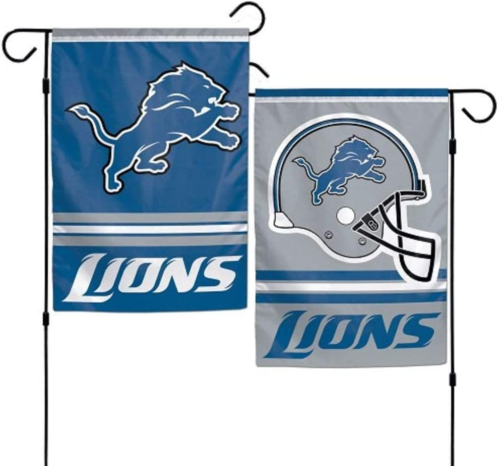 NFL Detroit Lions Garden Flag