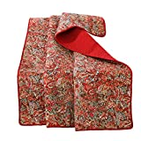 Greenland Home Persian Quilted Throw