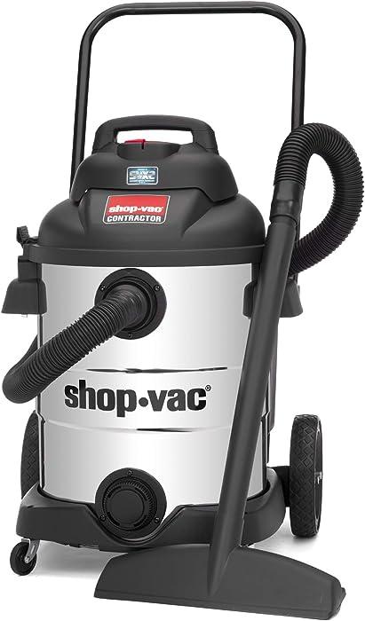 Top 10 Shop Vac 10 Gallon 65 Hp