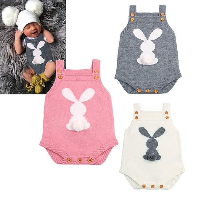 Amazon.com: Conjunto de ropa para bebé recién nacido de ...