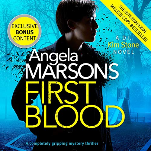 First Blood Audiobook [Free Download by Trial] thumbnail